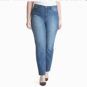 Gloria Vanderbilt   Amanda Original Slimming Jeans